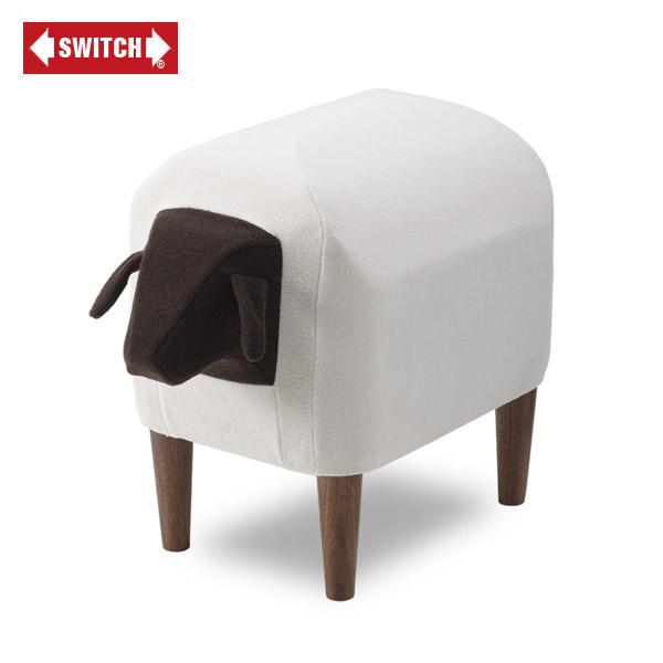 【SWITCH】 FRIEN'ZOO STOOL SHEEP (スウィッチ フレンズー スツール シープ) 【送料無料】