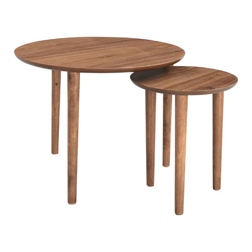 TOMTE ROUND NESTING TABLE (トムテ ラウンド ネスト テーブル) 【送料無料】