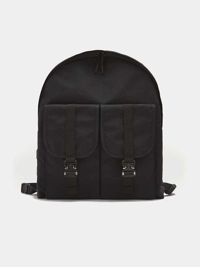 未使用品 お取り寄せ商品 至上 HYPEGOLFコラボ商品 bagjack GOLF バッグジャックゴルフ BJG×HYPEGOLF Daypack w Cobra BHB-L90 ブラック かばん ゴルフ用品 メンズバッグ 耐水性 スポーツウェア ゴルフウェア 鞄