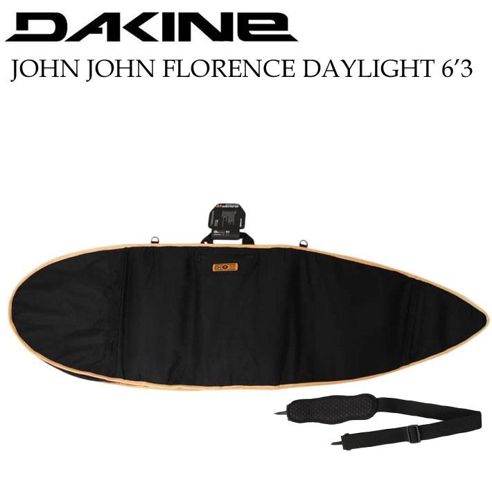 [[ラスト1点] サーフボード ハードケース 6'3 DAKINE AI237-903 ダカイン JOHN JOHN FLORENCE DAYLIGHT SURF ショートボード用 サーフボードケース【あす楽対応】