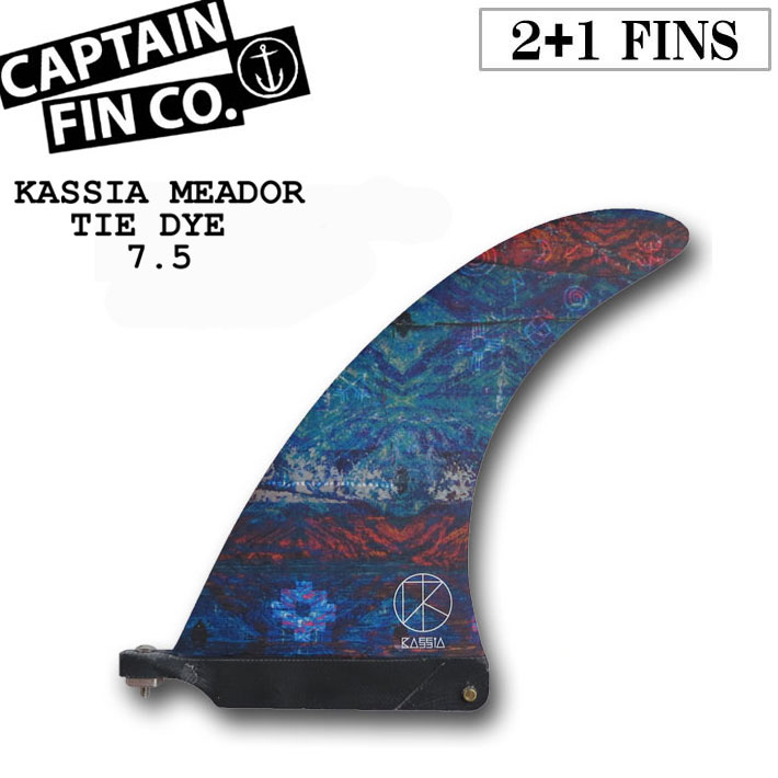 CAPTAIN FIN キャプテンフィン (2+1FINS) KASSIA MEADOR 7.5