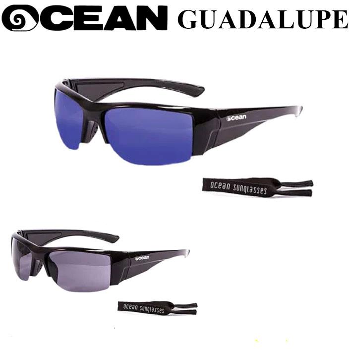 OCEAN オーシャン サングラス GUADALUPE グアダルペ 偏光レンズ ウォータースポーツサングラス サーフィン 水陸両用 [送料無料]