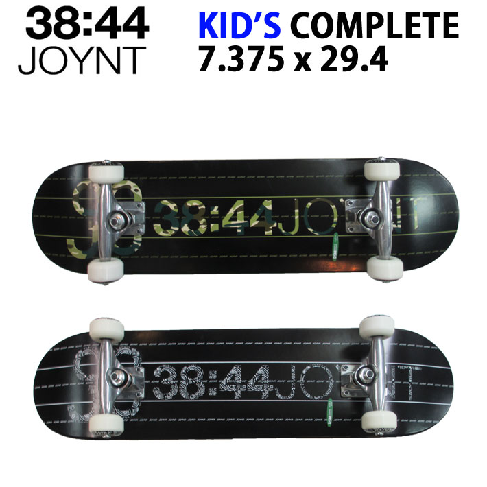 【在庫1台限り特別価格】 JOYNT ジョイント スケートボード コンプリート キッズ スケボー KID'S COMPLETE [BLACK CAMO] [BANDANA] 子供用 完成品 組み立て済み【あす楽対応】