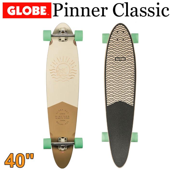 GLOBE スケートボード グローブ Pinner Classic [11] 40インチ コンプリート サーフスケート スケボー サーフィン トレーニング 【あす楽対応】