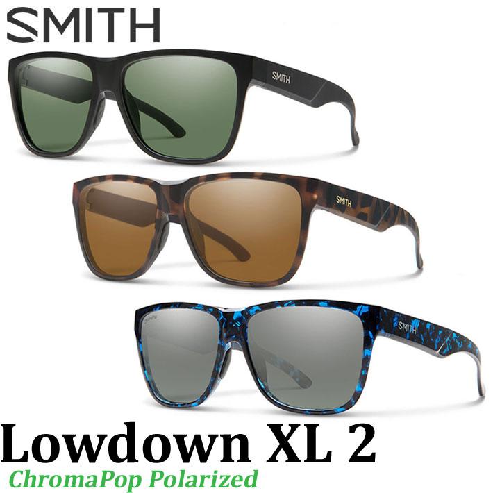 サングラス Smith Lowdown 2 Chromapop Polarized Sunglasses スミス smith ファッション