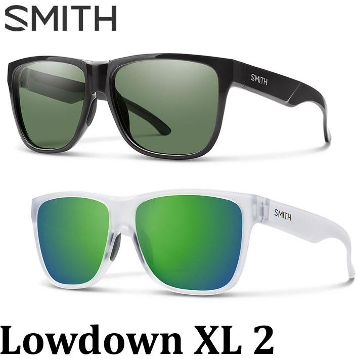 2019 NEWモデル SMITH スミス サングラス Lowdown XL2 [BkGray McGreen] ローダウン エックスエルツー正規品