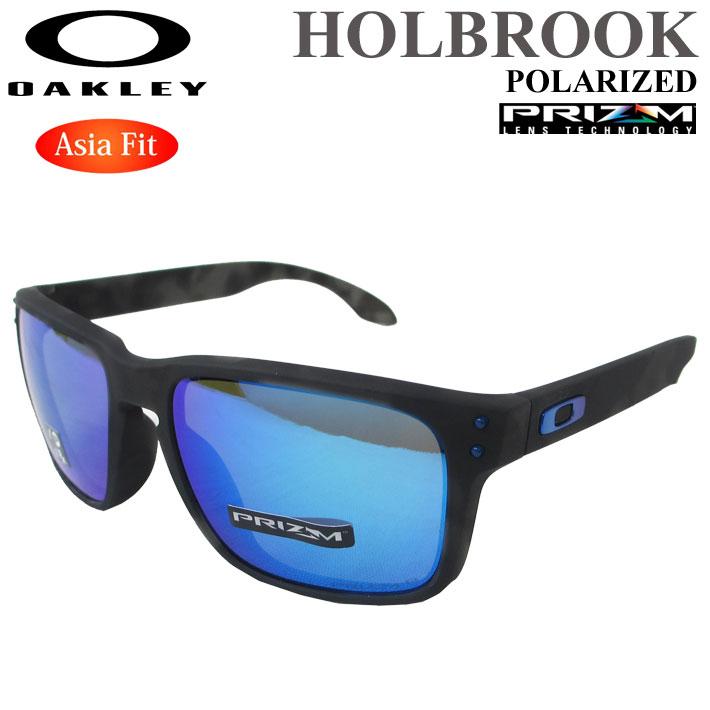 OAKLEY オークリー サングラス ホルブルック HOLBROOK 9244-3556 偏光レンズ Asia Fit アジアンフィット 日本正規品