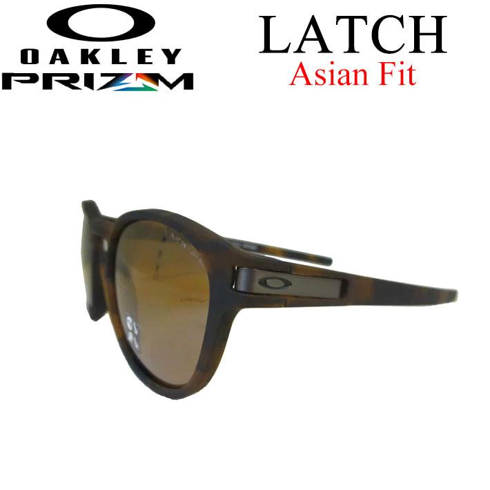 OAKLEY オークリー サングラス LATCH ラッチ 9349-2053 PRIZM Asia Fit アジアンフィット 日本正規品