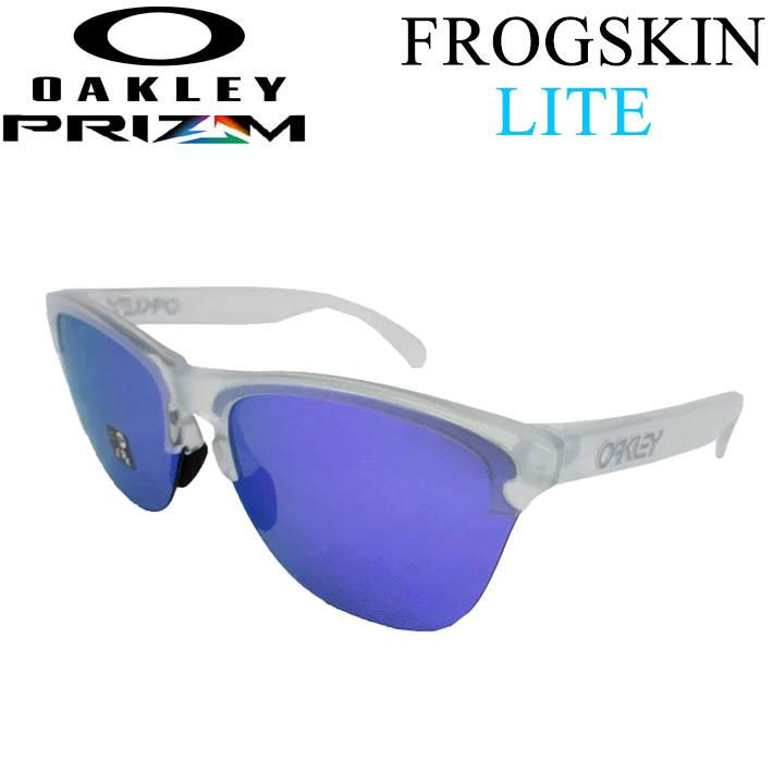OAKLEY オークリー サングラス FROGSKIN LITE フロッグスキン ライト 9374-0363 日本正規品 okl