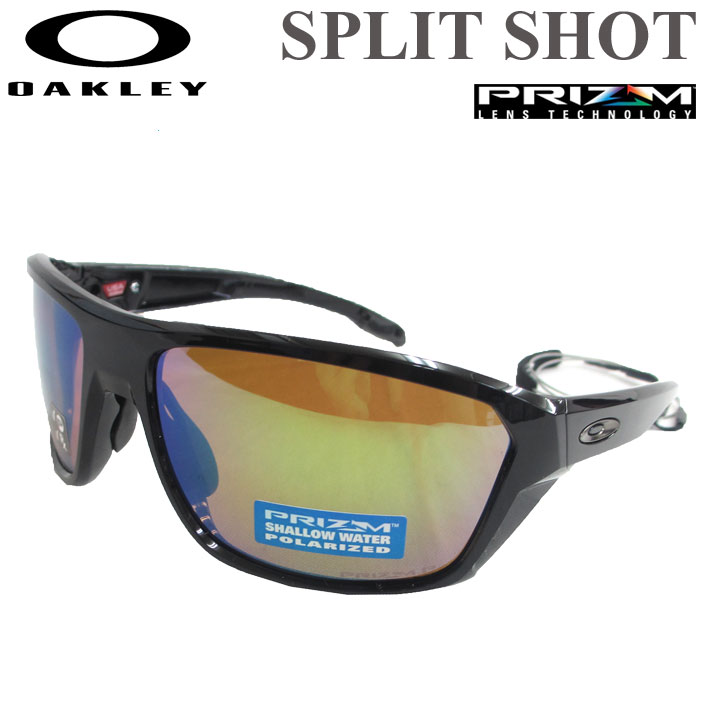 OAKLEY オークリー サングラス SPLIT SHOT スプリット ショット 9416-0564 PRIZM 偏光レンズ 日本正規品