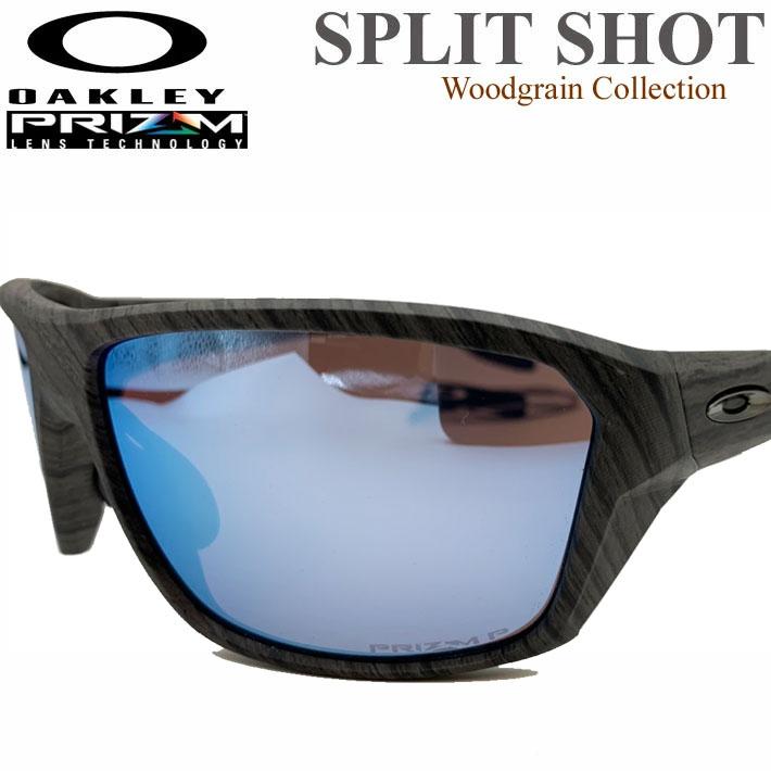 代引き手数料無料 OAKLEY オークリー サングラス 9416-1664 Split Shot スプリット ショット PRIZM プリズム WOOD 日本正規品【あす楽対応】