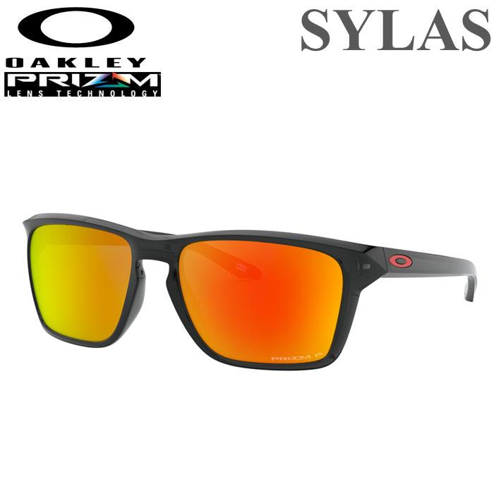 代引き手数料無料 OAKLEY オークリー サングラス 9448-0557 SYLAS サイラス PRIZM プリズム Polarized 偏光レンズ 日本正規品