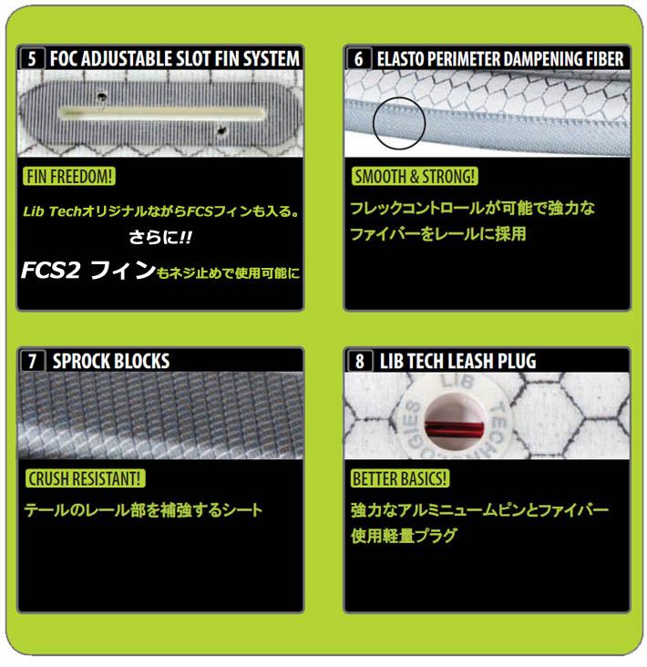 Lib Tech リブテック FUNNELATOR ファンネレーター サーフボード ショートボード [条件付き]