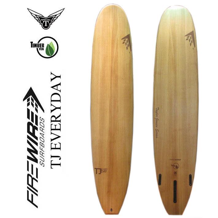 FIREWIRE SURFBOARDS ファイヤーワイヤー サーフボード TJ EVERYDAY 9.4 Timber Tek ティンバーテック ロングボード [条件付き送料無料]