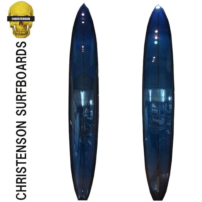 クリステンソンサーフボード CHRISTENSON SURFBOARDS Chris Craft 12'0'' [Nail Blue Tint] ロングボード クリスクラフト サーフィン 希少サーフボード 正規品 [条件付き送料無料]