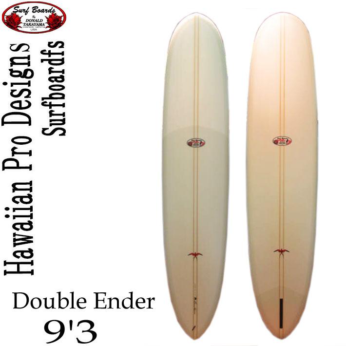 HPDDonald Takayama冲浪板Double Ender 9'3[#10315、CLR2 sutoringa·垫子完成]