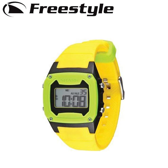 FreeStyle フリースタイル 腕時計 防水 SHARK CLASSIC SILICONE [FS101808] シャーククラシック シリコン デジタル時計【あす楽対応】