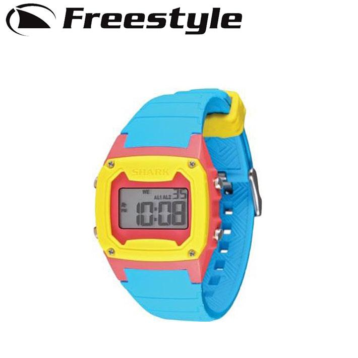FreeStyle フリースタイル 腕時計 防水 SHARK CLASSIC SILICONE [FS101810/10006812] シャーククラシック シリコン デジタル時計