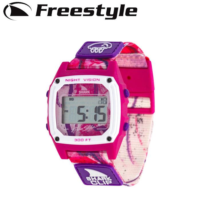 FreeStyle フリースタイル 腕時計 防水 SHARK CLASSIC CLIP FS101053 シャーククラシック クリップ デジタル時計【あす楽対応】