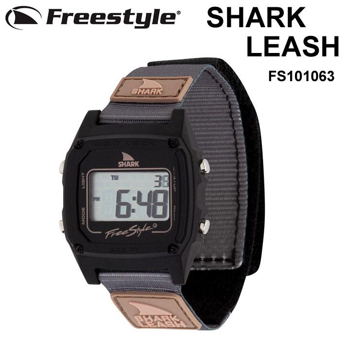 NEW FreeStyle フリースタイル 腕時計 防水 SHARK LEASH FS101063 シャーク リーシュ デジタル時計【あす楽対応】