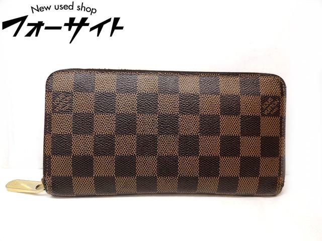 Louis Vuitton ヴィトン■M60017 ジッピーウォレット モノグラム ラウンドファスナー 財布□31B