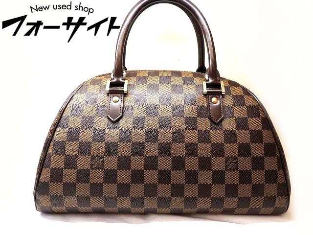 Louis Vuitton ヴィトン■N41434 リベラ MM ダミエ ハンドバッグ□31C