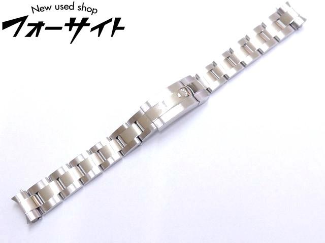 新品同様品 ROLEX ロレックス■レディース用 純正 SSブレスレット 72130(179160 デイトジャスト用)∞31A