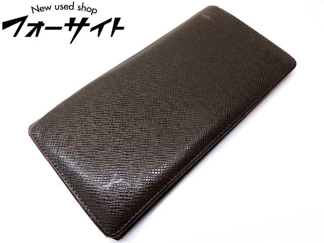 Louis Vuitton ヴィトン■M32578 ポルトフォイユ・ブラザ タイガ グリズリ 2つ折り 財布□1J
