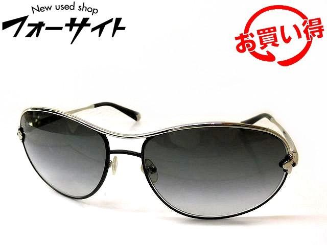 ヴィトン サングラス ■ Z0379U ミモザ グレー グラデーション レンズ シルバー フレーム 眼鏡 Louis Vuitton □2D