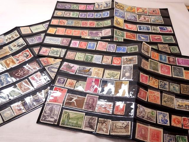 ヴィンテージ 使用済み多 海外 切手 セット ■ アメリカ カナダ オーストラリア 3G イギリス 使い勝手の良い 中国 イスパニア オープニング 大放出セール モナコ ドイツ ソ連