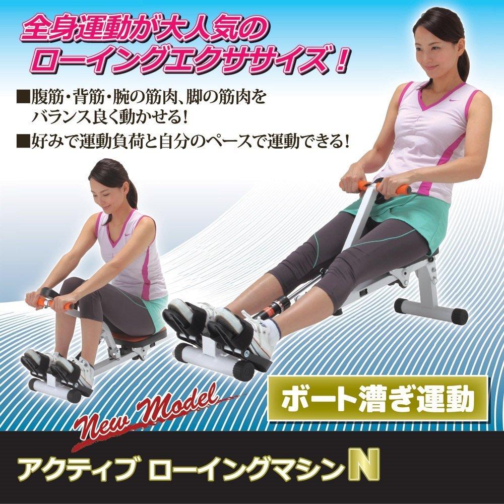 【送料無料】アクティブ ローイングマシンN