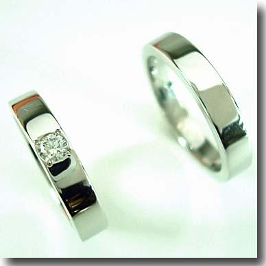 お得な2本セット価格送料無料人気のプラチナダイヤペアリング【刻印・文字彫り無料】結婚指輪 マリッジリング 記念日 ギフト プラチナ指輪 プラチナリング ダイヤ ダイヤモンド ダイアモンド platinum ring 指輪 リング【05P13Jul11】