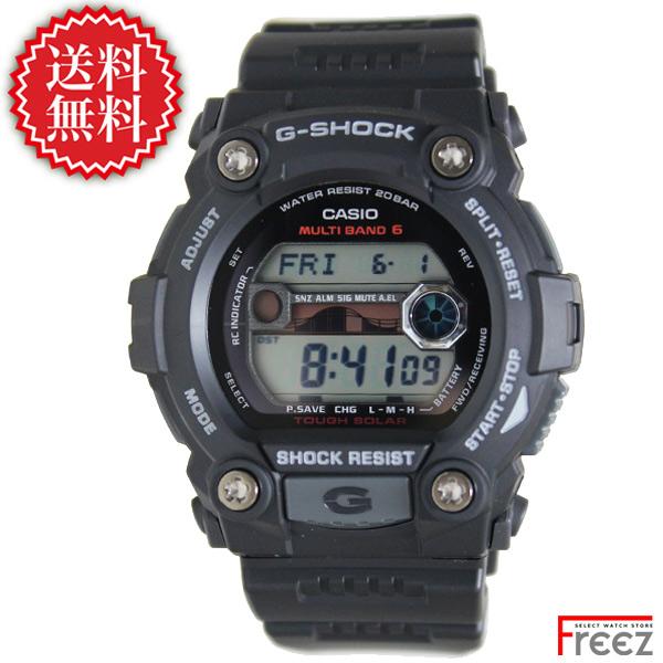 CASIO カシオ G-SHOCK 電波 ソーラー マルチバンド6 タフソーラー搭載  GW-7900-1【あす楽】【送料無料】