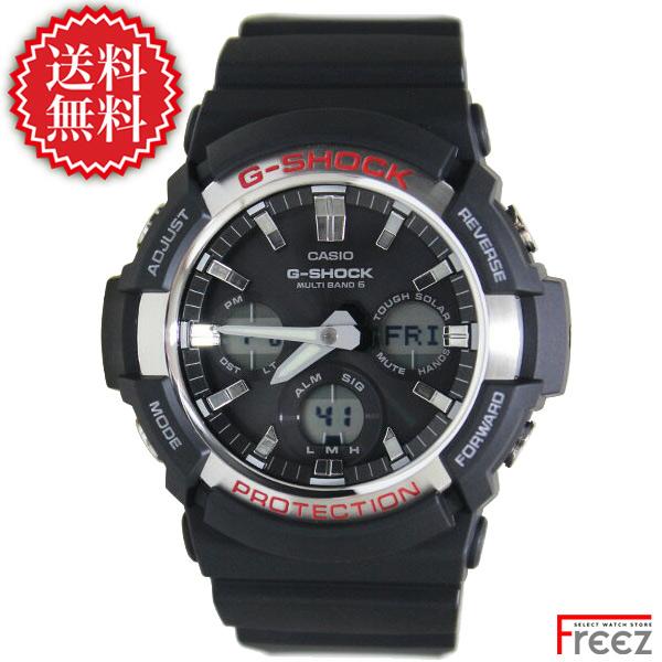 G 1a Clock Gaw Shock Di 100 Watch Electric Solar Wave Casio OPNn0X8kw