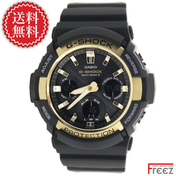 カシオ CASIO G-SHOCK ジ-ショック 腕時計 電波 ソーラー 時計 GAW-100G-1A【あす楽】【送料無料】