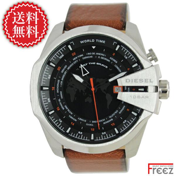 DIESEL ディーゼル 時計MEGA CHIEF メガチーフ DZ4321【メンズ】【腕時計】【あす楽】【送料無料】