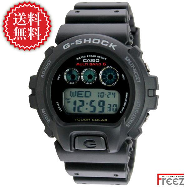 カシオ G-SHOCK 時計 電波ソーラー ジーショック GW-6900-1【あす楽】【送料無料】