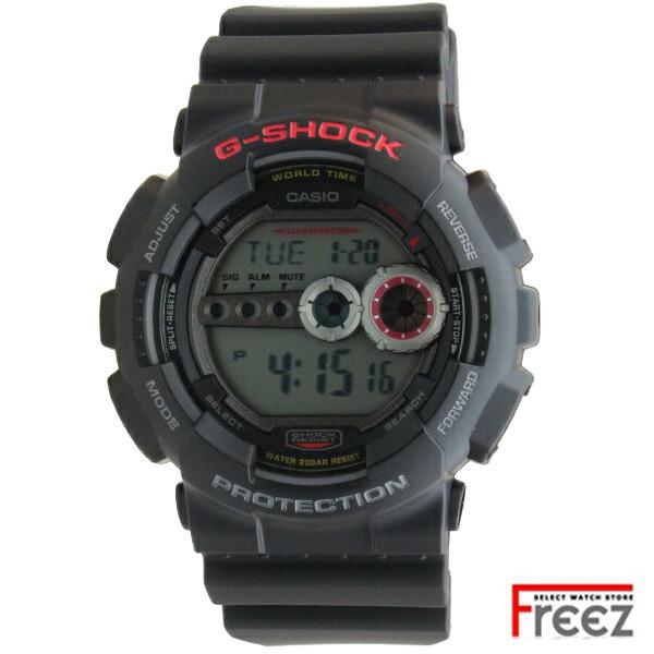 g-shock G-SHOCK ジーショック 腕時計 CASIO G-SHOCK 時計 GD-100-1A ジーショック 腕時計 メンズ【あす楽】