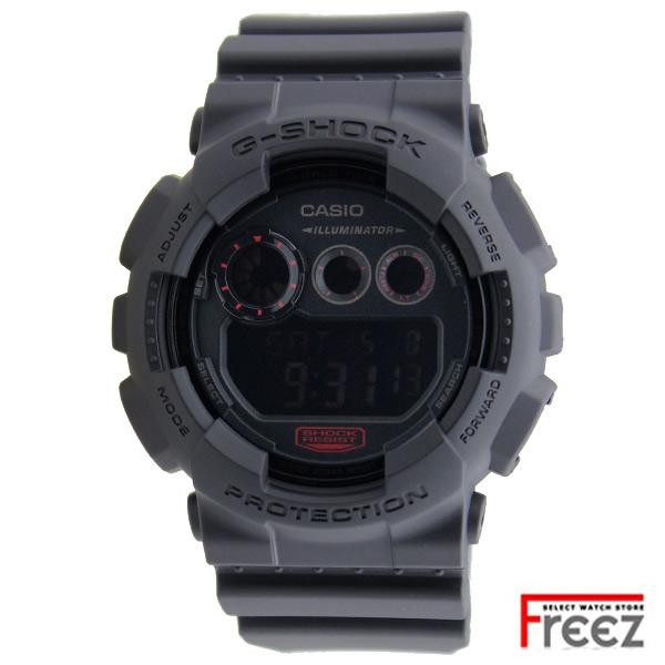CASIO カシオ ジーショック 時計 G-ショック G-SHOCK 腕時計 メンズ ミリタリーブラック 黒 デジタル GD-120MB-1 【あす楽】