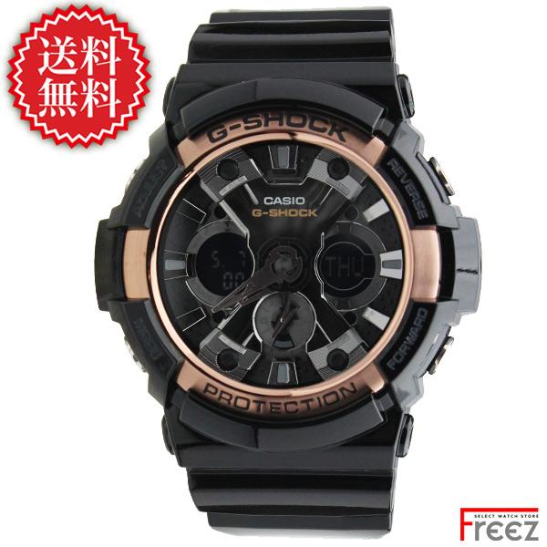 カシオ CASIO G-SHOCK ジ-ショック 腕時計 メンズ Rose Gold Series ローズゴールド シリーズ GA-200RG-1A【あす楽】【送料無料】