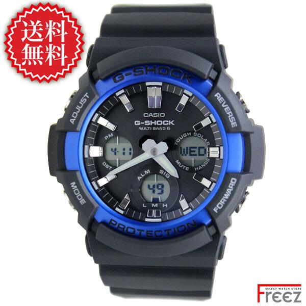 カシオ CASIO G-SHOCK ジ-ショック 腕時計 電波 ソーラー 時計 GAW-100B-1A2【あす楽】【送料無料】