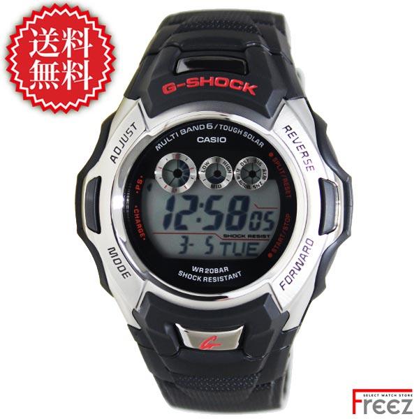 カシオ CASIO G-SHOCK 電波 ソーラー GW-M500A-1 電波時計 【マルチバンド6】【あす楽】【送料無料】