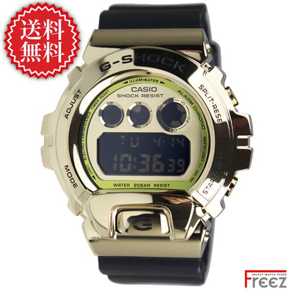 カシオ G-SHOCK 腕時計 メンズ METAL COVERED GOLD メタルカバー ゴールド GM-6900G-9【あす楽】【送料無料】
