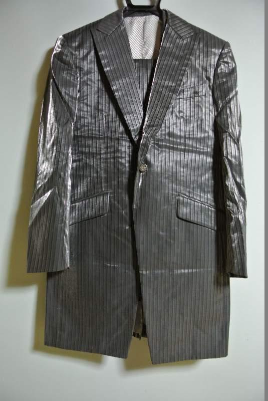 F141 燕尾服・タキシード A-Sサイズ 【中古】