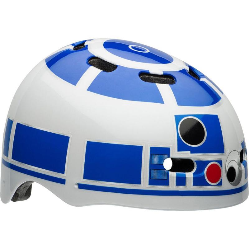 スターウォーズ エピソード7 フォースの覚醒 R2-D2 チャイルド マルチ スポーツ ヘルメット Star Wars: Episode VII The Force Awakens R2-D2 Child Multi Sport 【並行輸入品】