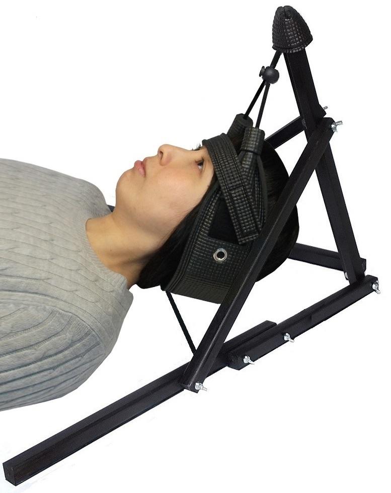 実用新案振り子式 首の牽引器具 首ストレッチャー快眠枕 自分の頭の重さで首筋が楽に伸びる 木製底辺60センチ型 一年間無料保証 医療用外品 百貨店 健康グッズ 授与 ベッドで寝るだけでスッキリ
