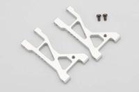 Yokomo /TS-2125 / team Suzuki drift package for /D-MAX aluminum grade rear suspension arm (1 mm wide silver)