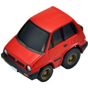 Tomytec CHORO-Q zero Z-04a Honda city R (red)