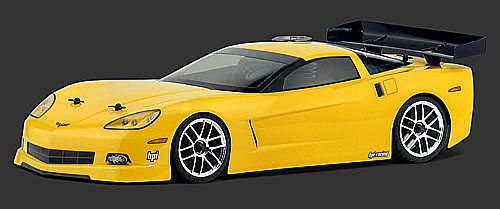HPI 17503-Chevrolet Corvette C6 body ( 200 mm/WB255mm )