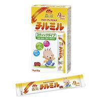 Morinaga follow-up milk チルミル handy Pack contents: 14 gx 10 books with aged from 9 months of milk